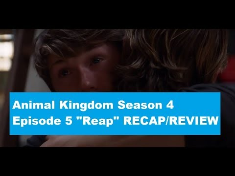 Animal Kingdom Season 4 Episode 5 RECAP/REVIEW: Reap