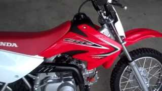 4. Used 2012 CRF70 For Sale at Honda of Chattanooga - CRF70F Pit Bike // Kids Dirt Bike
