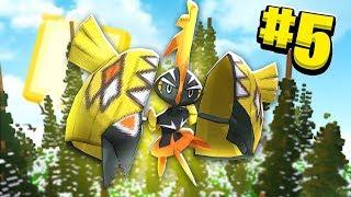5 OP Legendary Pokemon - Minecraft Pixelmon Island SMP- Pokemon Mod #5 | JeromeASF