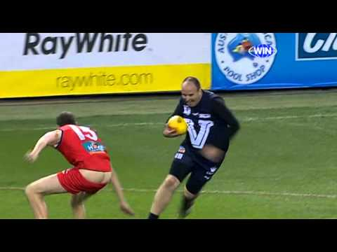 GREATEST GOAL IN AFL HISTORY