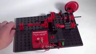 機械力學實驗模組 示意影片(3)