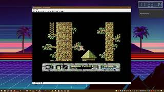 Jack The Nipper II (Commodore 64 Emulated) by Hyeron