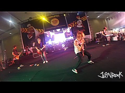Alive - Raiko (Cover By Ju-on Rock) Feat Ren, Mangafest 2015