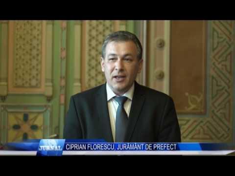 CIPRIAN FLORESCU JURAMANT DE PREFECT