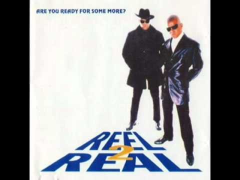 REEL 2 REAL - Jump Around (audio)