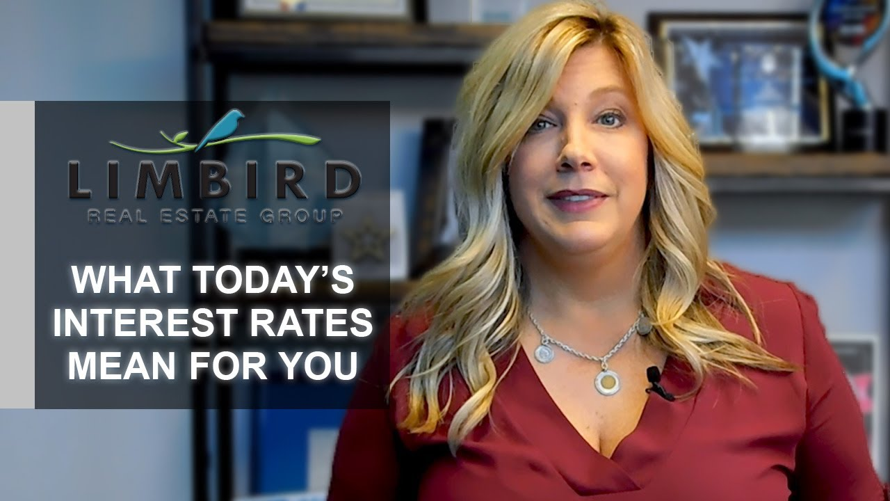 Buyers and Sellers: Here's What You Need to Know About Current Interest Rates