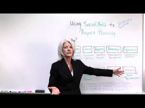 Using Social Media to Enhance Project Planning Video