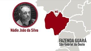 MS - São Gabriel D´Oeste - Nádio João da Silva