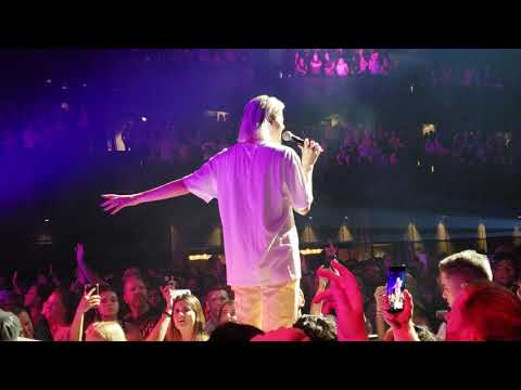Hillsong United - Not Today - PEOPLE Tour DC June 29, 2019