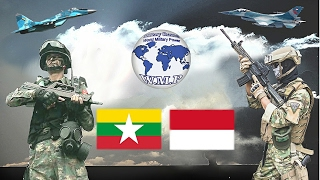 Video Myanmar VS Indonesia Military Power Comparison 2016 - 2017 MP3, 3GP, MP4, WEBM, AVI, FLV November 2017