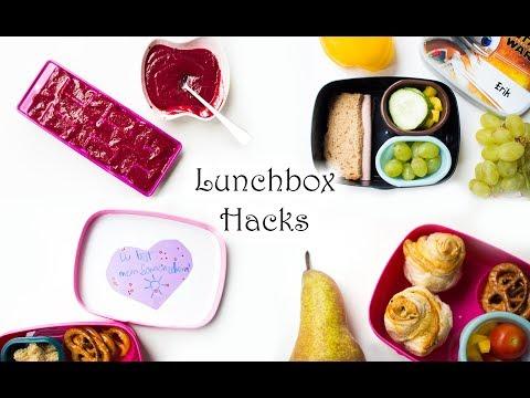 Lunchbox Hacks:  10 geniale Tipps und Tricks für die Brotdose