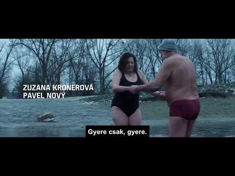 Jeges nagyi // Bába z ledu TRAILER magyar felirattal