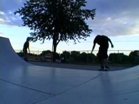 Bangor Skatepark '07