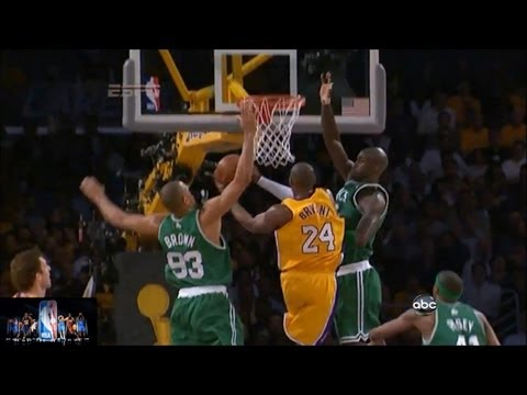 kobe bryant - Kobe Bryant's jumpshots, fade aways, post game, dunks, crossovers, drives, floaters, runners, jab steps in the playoffs from 2008 to 2012. Credits to the NBA...