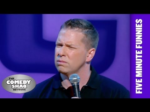 Gary Owen⎢Subliminal Racism From NBA Sports Commentators⎢Shaq's Five Minute Funnies⎢Comedy Shaq