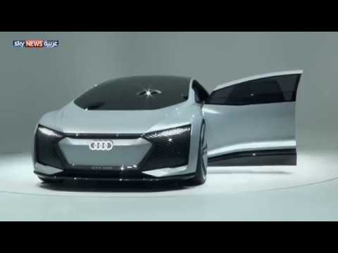 العرب اليوم - شاهد: تصاميم مذهلة في معرض فرانكفورت للسيارات