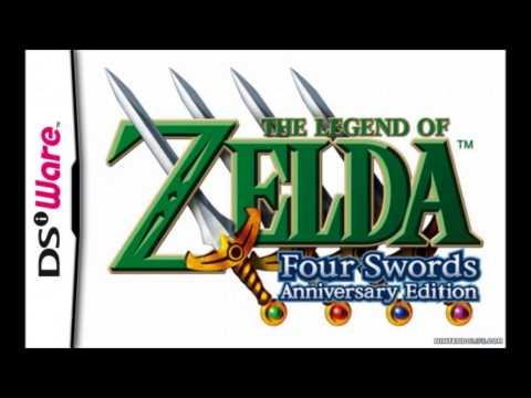 Alternate Boss Battle Theme - The Legend of Zelda: Four Swords Anniversary Edition Music