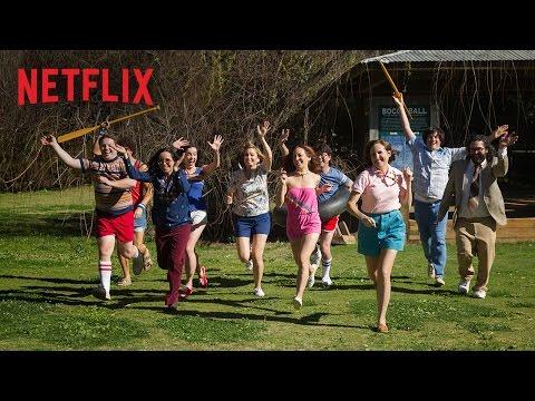 Wet Hot American Summer: First Day of Camp - Oriëntatievideo - Netflix - (Netherlands)