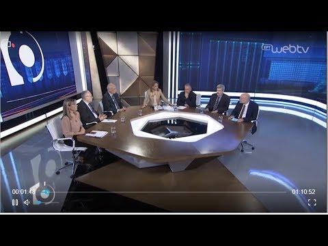 «10» με την Όλγα Τρέμη – Α.Τσακρής, Ν.Μαραβέγιας, Δ.Δεληολάνης | 10/03/2020 | ΕΡΤ