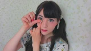 Living Doll Takes Off Makeup