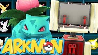 GEN 1 STARTER POKEMON ARE OP - ARK SURVIVAL EVOLVED POKEMON MOD (ARKMON) #2