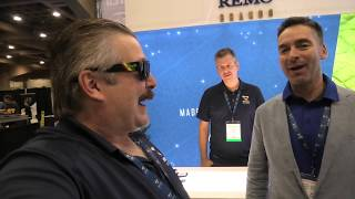 Remo Nutrients and Hydrotek Booth Expo Cannabis Montreal by Urban Grower