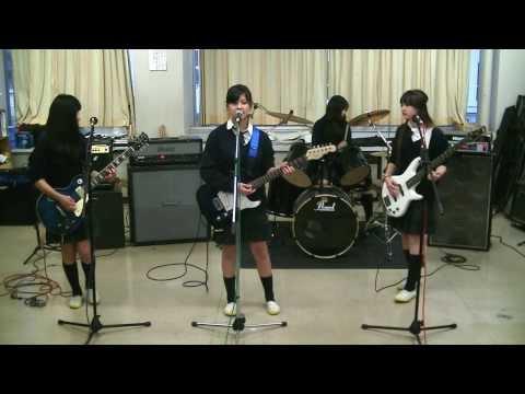 「SCANDAL BABY(COVER)」−関東学院六浦中学校・高等学校 軽音楽部