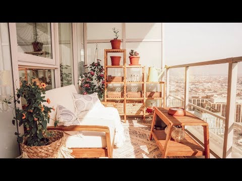 Setting Up My Urban Balcony Garden | Balcony Makeover
