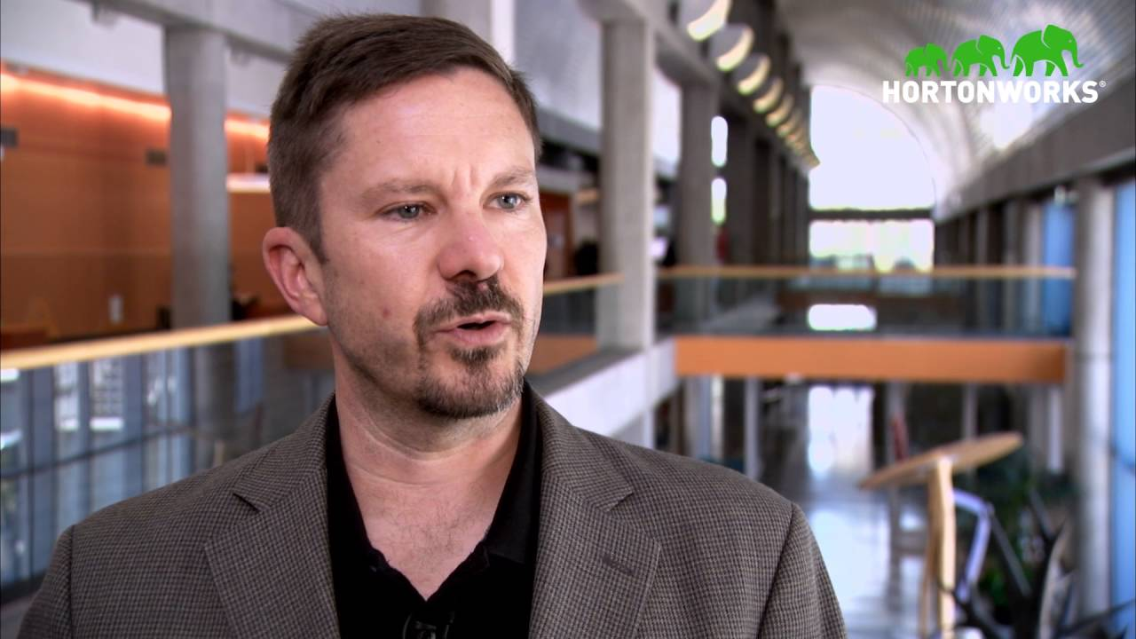 EMC Partner Interview Hadoop Summit San Jose 2016