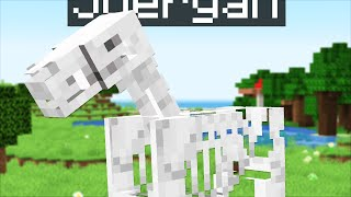 we brought Joergan back to life in Minecraft 1.14 (PewDiePie Update)