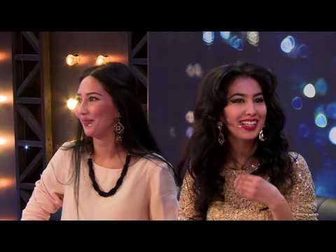 MTV Show - Muhabbat va Malika Qurbonovalar #22 (11.01.2017)