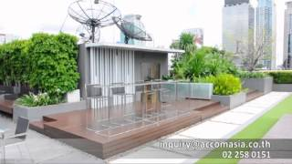 RENT AND SALE O2 HIP CONDOMINIUM IN NAI LERT/ PLOENCHIT BTS. | BANGKOK