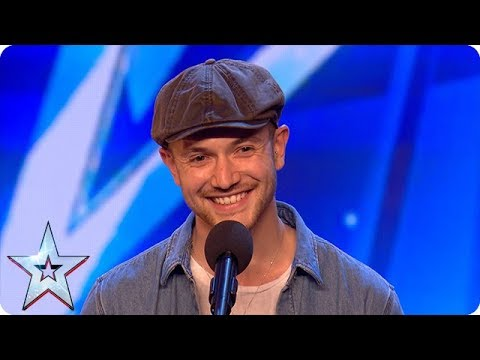 Aleksandar Mileusnic's SEDUCTIVE Swing Version Of Seven Nation Army! | Auditions | BGT 2018
