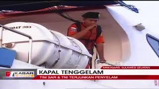 Download Lagu 15 Penumpang Ditemukan Tewas, Korban Kapal Tenggelam KM Arista di Makassar, Sulsel Mp3