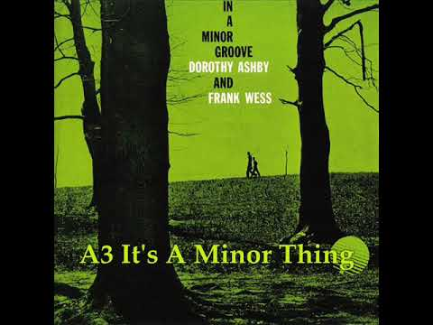 Dorothy Ashby and Frank Wess – In a Minor Groove