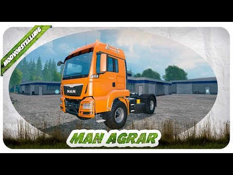 MAN agricultural v2.1 AP