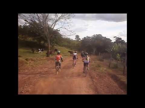 Mountain Bike entre Souzânia e Ouro Verde de Goiás