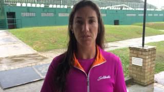 Nanda Alves recebe convite e joga o 3º Brasil Tennis Cup