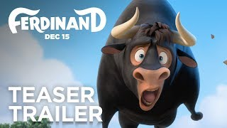 Ferdinand | Official Trailer [HD]