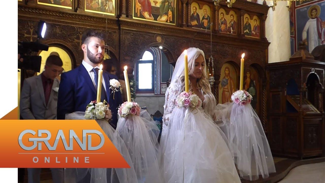 Venčali se MARKO i GORANA, pa krstili ćerku