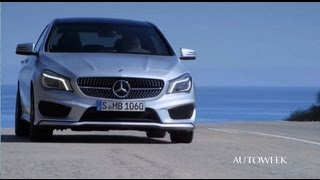 2014 Mercedes-Benz CLA - Drive Review Video