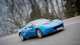 2010 Lotus Evora - Road Test, From London To Rome - CAR And DRIVER