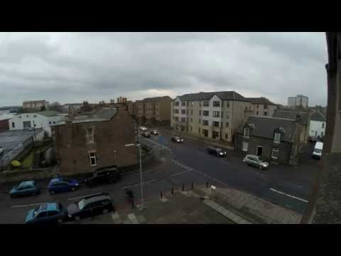 Time-lapse: Gorgie Road