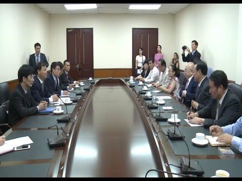 Đẩy mạnh hoạt động xúc tiến thương mại với tỉnh Vân Nam - Trung Quốc