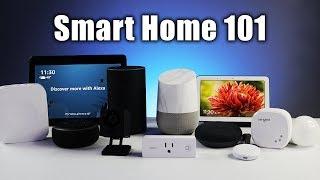 Video How to Build a Smart Home 101 MP3, 3GP, MP4, WEBM, AVI, FLV Juni 2019