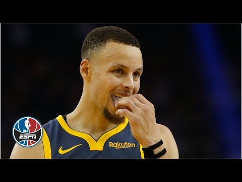 Video: Stephen Curry's epic fall makes Jalen Rose's 'Class of 81' | NBA Countdown