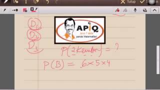 Video Rumus Matematika Peluang Dadu Kembar Beda MP3, 3GP, MP4, WEBM, AVI, FLV November 2017