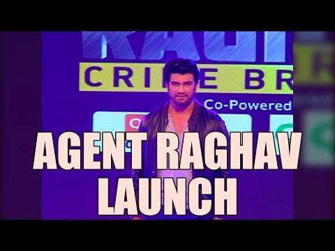 & TV's Agent Raghav's grand launch with Sharad Kel