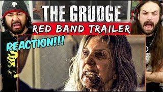 THE GRUDGE - Red Band TRAILER REACTION + REVIEW!!! by The Reel Rejects