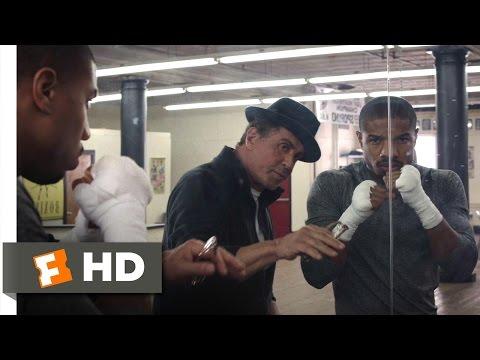 Creed - I'm Ready Scene (4/11) | Movieclips
